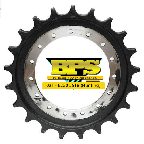 SPROCKET ALAT BERAT